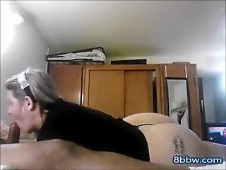 BBW loves backshots