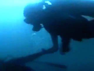 scuba drown girl