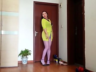 chinese wife dance              02