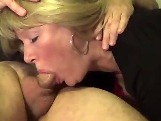 MatureSlut2 - Throat Fuck And Cum