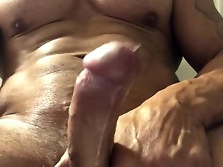 Cum cock and muscle.